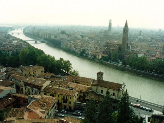 какие туры в италию