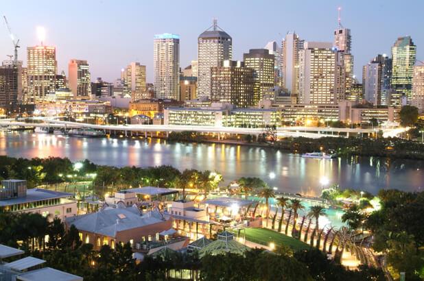 Дешевые билеты на самолет в Брисбен купить расписание